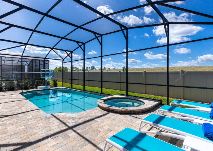 Stunning Design, Modern Comfort & Disney Entertainment 8 BR's Orlando Villa #30