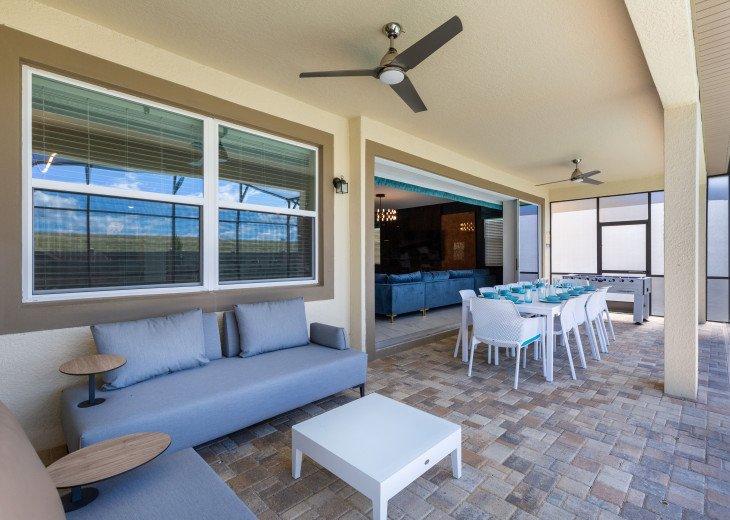 Stunning Design, Modern Comfort & Disney Entertainment 8 BR's Orlando Villa #33
