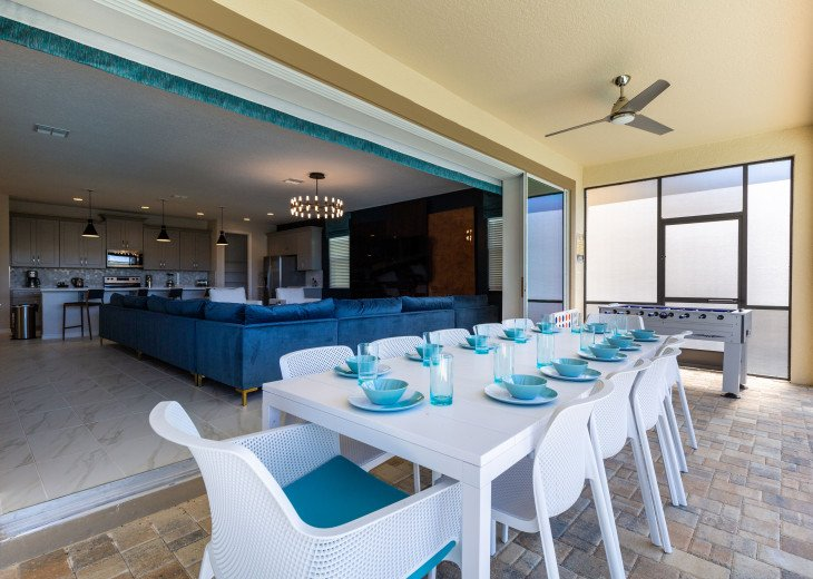 Stunning Design, Modern Comfort & Disney Entertainment 8 BR's Orlando Villa #29
