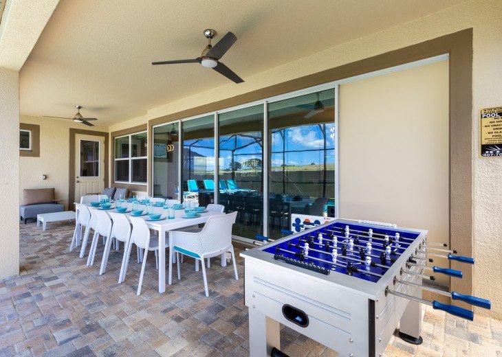 Stunning Design, Modern Comfort & Disney Entertainment 8 BR's Orlando Villa #31