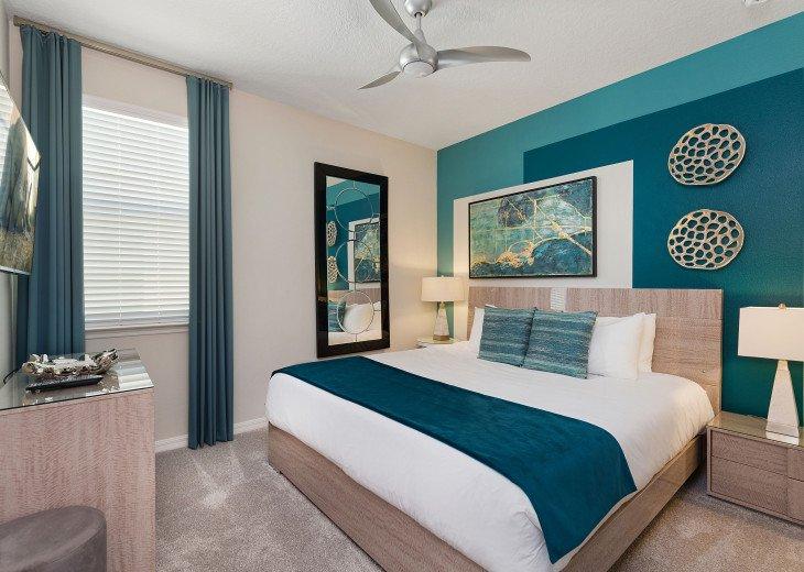 Stunning Design, Modern Comfort & Disney Entertainment 8 BR's Orlando Villa #18