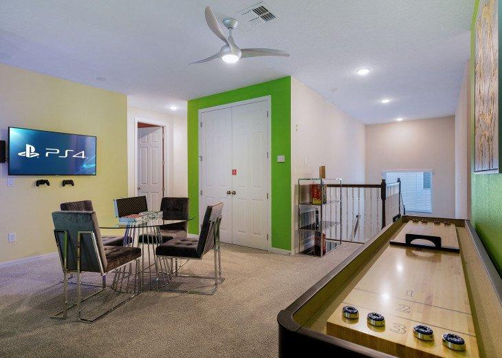 Stunning Design, Modern Comfort & Disney Entertainment 8 BR's Orlando Villa #8