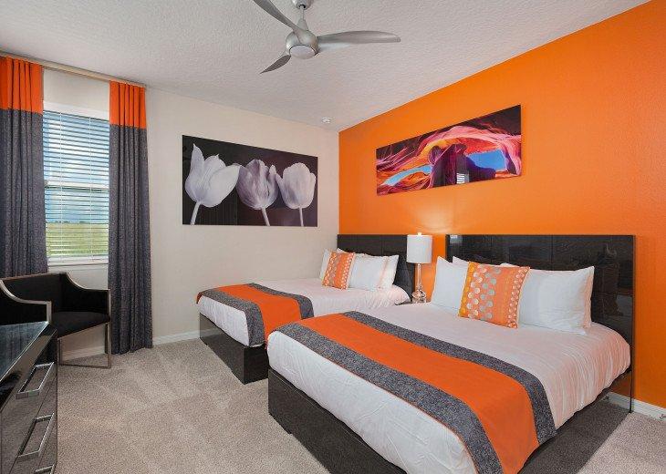 Stunning Design, Modern Comfort & Disney Entertainment 8 BR's Orlando Villa #37