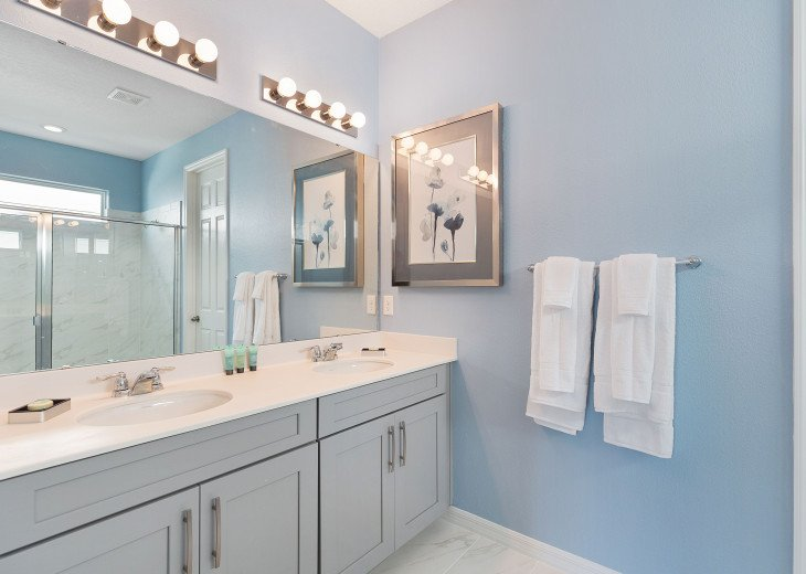 Stunning Design, Modern Comfort & Disney Entertainment 8 BR's Orlando Villa #21