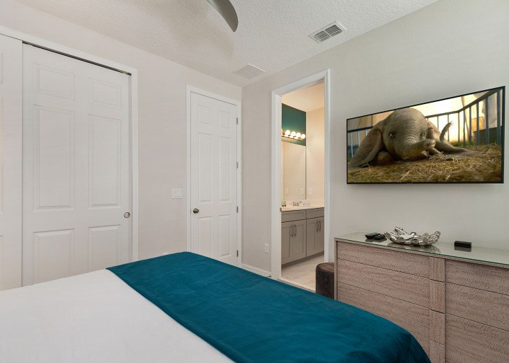 Stunning Design, Modern Comfort & Disney Entertainment 8 BR's Orlando Villa #19