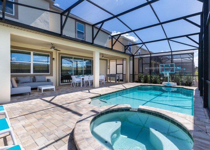 Stunning Design, Modern Comfort & Disney Entertainment 8 BR's Orlando Villa #28