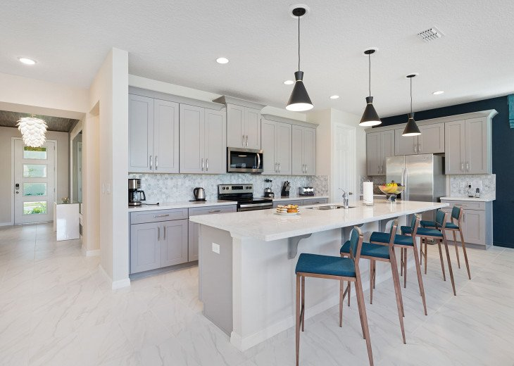 Stunning Design, Modern Comfort & Disney Entertainment 8 BR's Orlando Villa #23