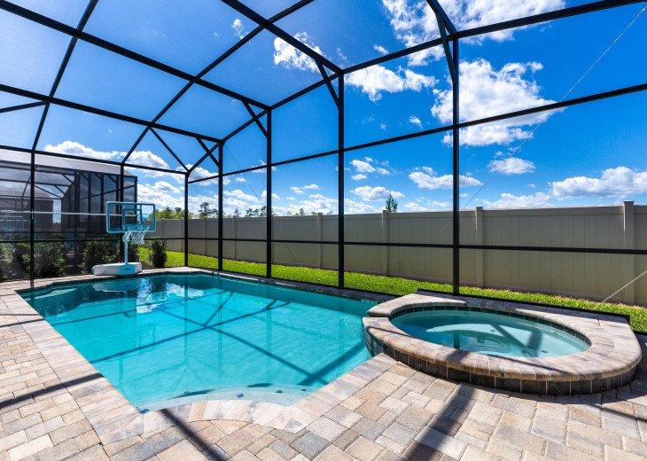 Stunning Design, Modern Comfort & Disney Entertainment 8 BR's Orlando Villa #26
