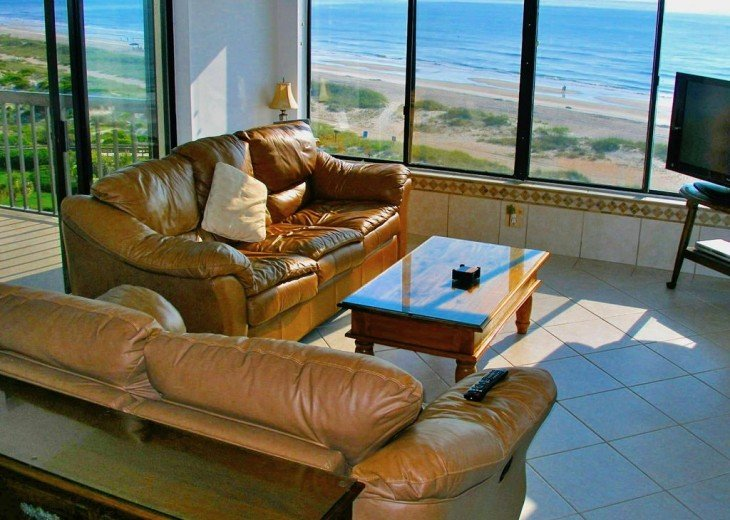Every Room Fronts the Ocean, 2 King Master Suites, 3 HDTVs, 2 Pools WiFi Tennis #8