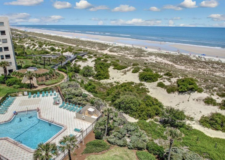 Every Room Fronts the Ocean, 2 King Master Suites, 3 HDTVs, 2 Pools WiFi Tennis #37