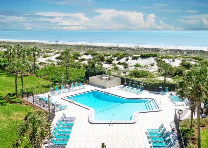Every Room Fronts the Ocean, 2 King Master Suites, 3 HDTVs, 2 Pools WiFi Tennis #18