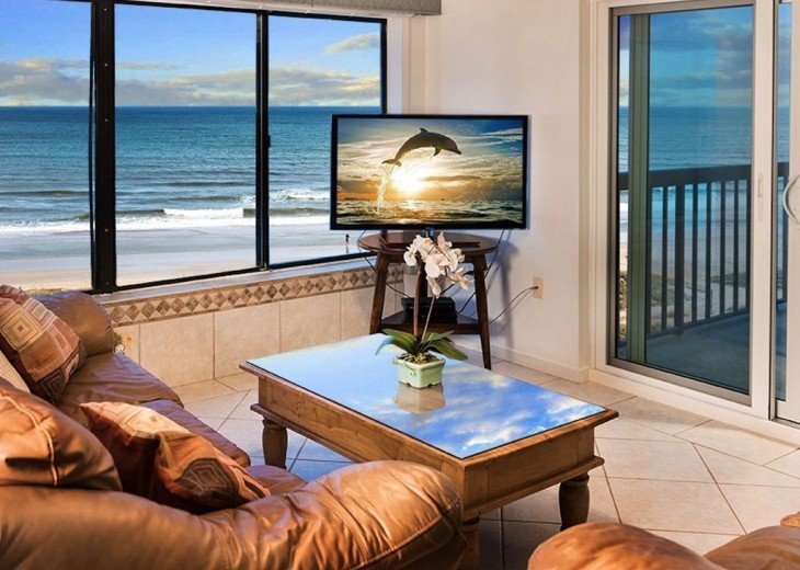 Every Room Fronts the Ocean, 2 King Master Suites, 3 HDTVs, 2 Pools WiFi Tennis #43