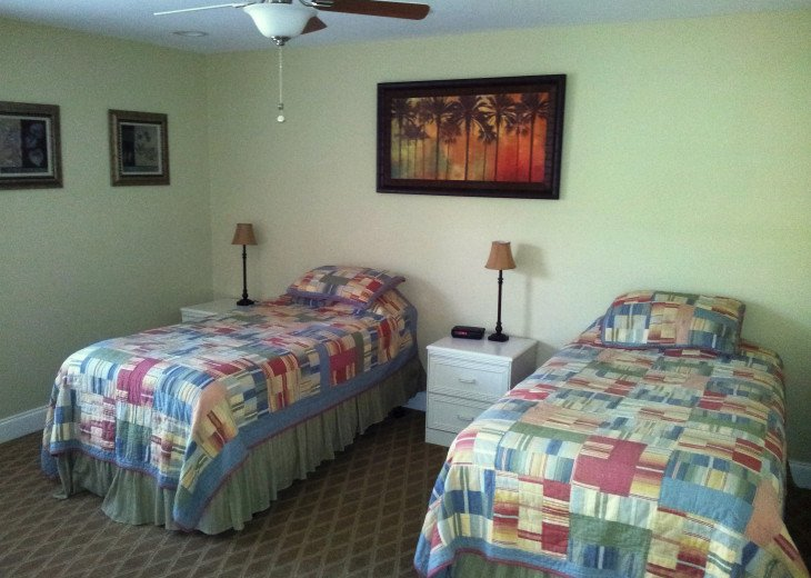 Enjoy the Florida sunshine! Large pool area to dine, entertain or just chill. #17