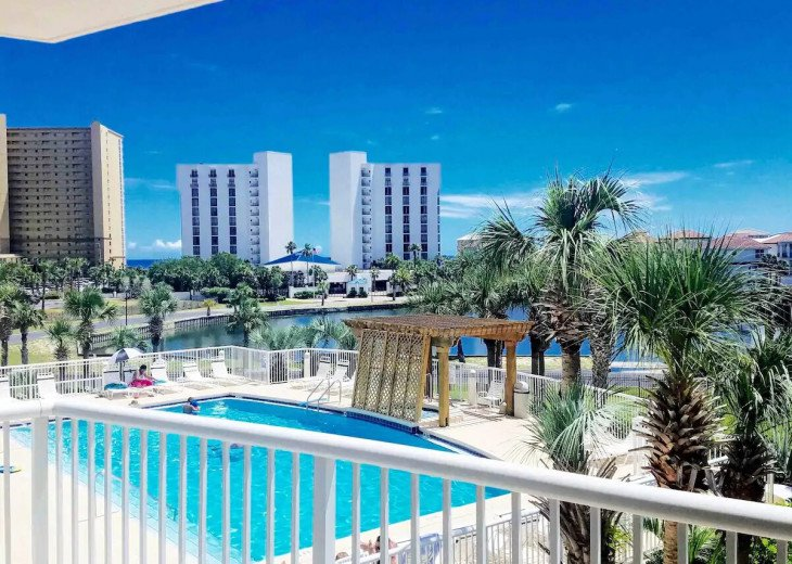 Oceanside condo! Heated pool ! The best location! #1