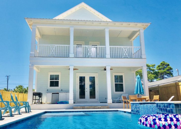 Brand new for 2019! 9 Bed 9 Bath Luxury 3 Story Home with Private Pool! #1