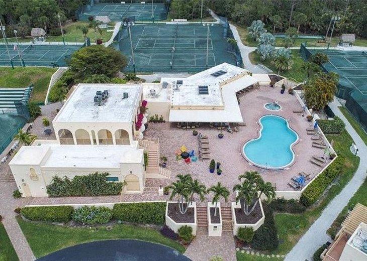 2 B 2 B Condo at the World Tennis Club! #13