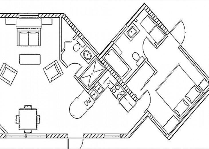 Bayside: 1st Floor Apartment in Native Hammock on Florida Bay #4