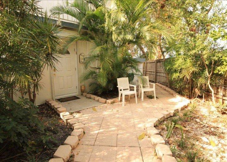 Bayside: 1st Floor Apartment in Native Hammock on Florida Bay #2