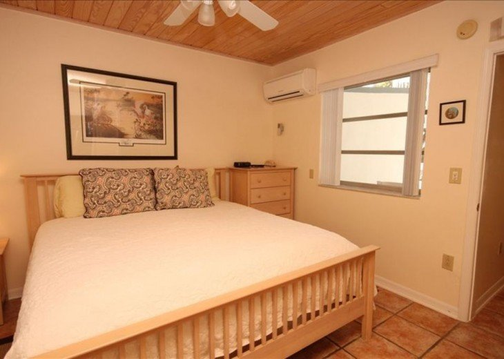 Bayside: 1st Floor Apartment in Native Hammock on Florida Bay #8