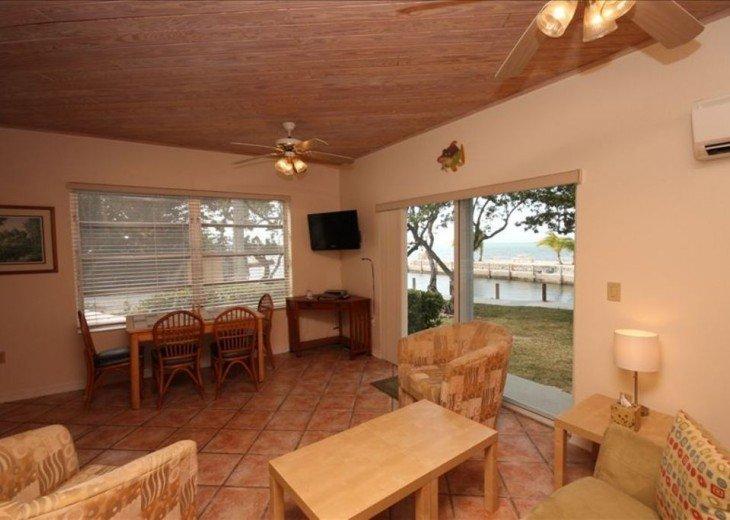 Bayside: 1st Floor Apartment in Native Hammock on Florida Bay #7