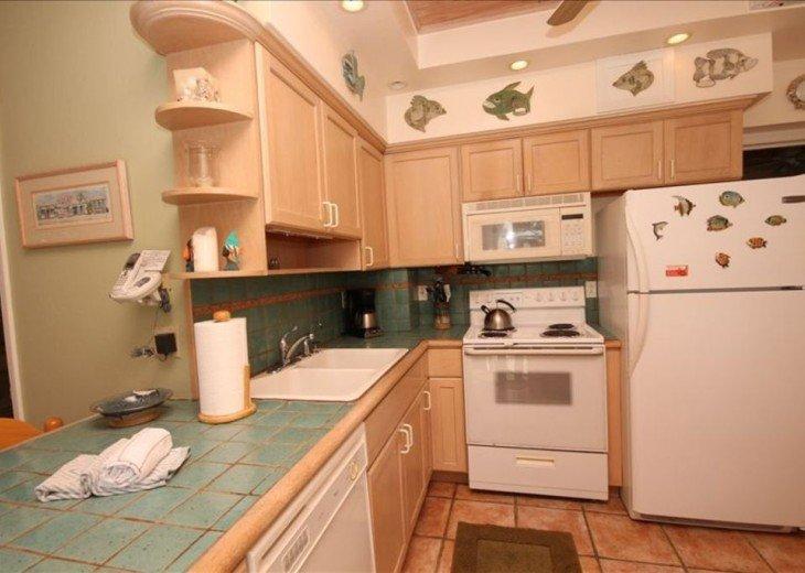 Bayside: 1st Floor Apartment in Native Hammock on Florida Bay #9