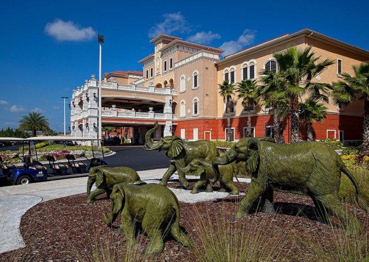 Beautiful 2 BR, 2BA Grand villa Orlando Florida! #2