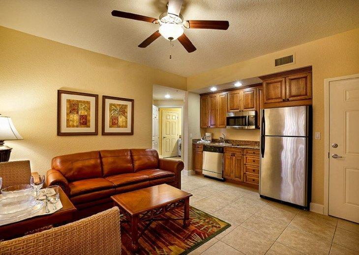 Beautiful 2 BR, 2BA Grand villa Orlando Florida! #3