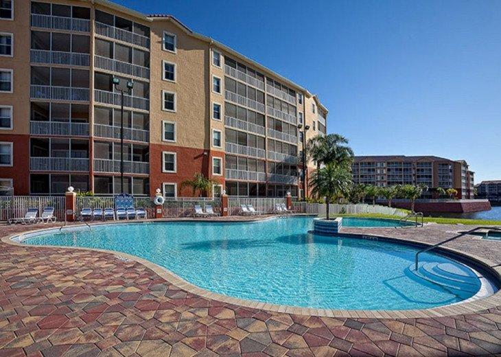 Beautiful 2 BR, 2BA Grand villa Orlando Florida! #18