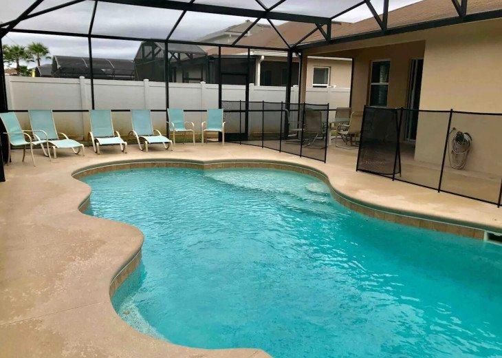 Large spacious home/Private pool/Close 2 Disney #3