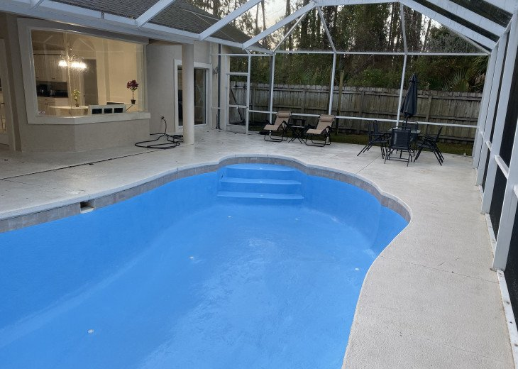 Entire house with salt water pool #15