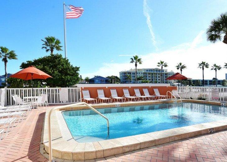 Direct Beachfront Gulf Condo #5