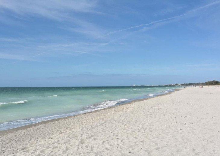 Direct Beachfront Gulf Condo #4