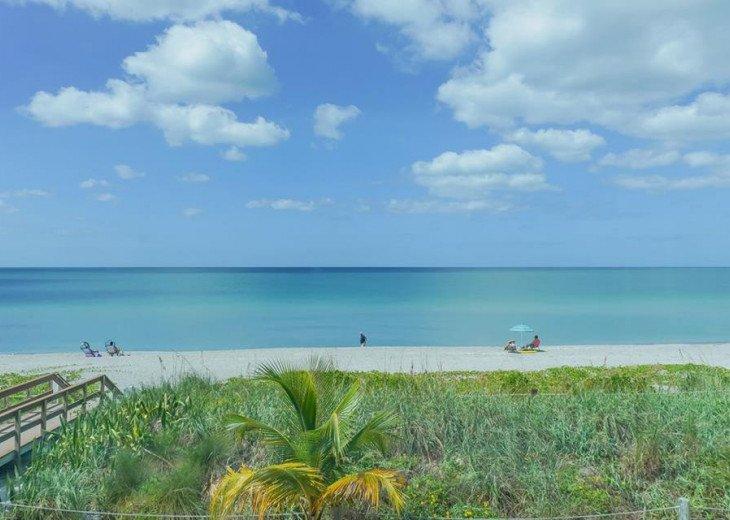 Direct Beachfront Gulf Condo #12