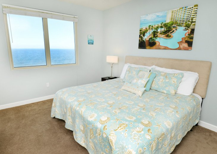Ocean Front!!! Three bedrooms + wrap around balcony. Walk right to the Beach!!! #1