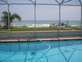 Beach House Pool Ocean In Back Yard Ideal For Family Reunions In Style #1