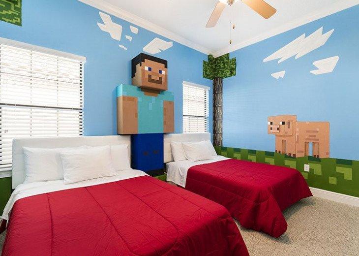 Fairway Family Getaway - Amazing Games Room and Kids Bedrooms! #10