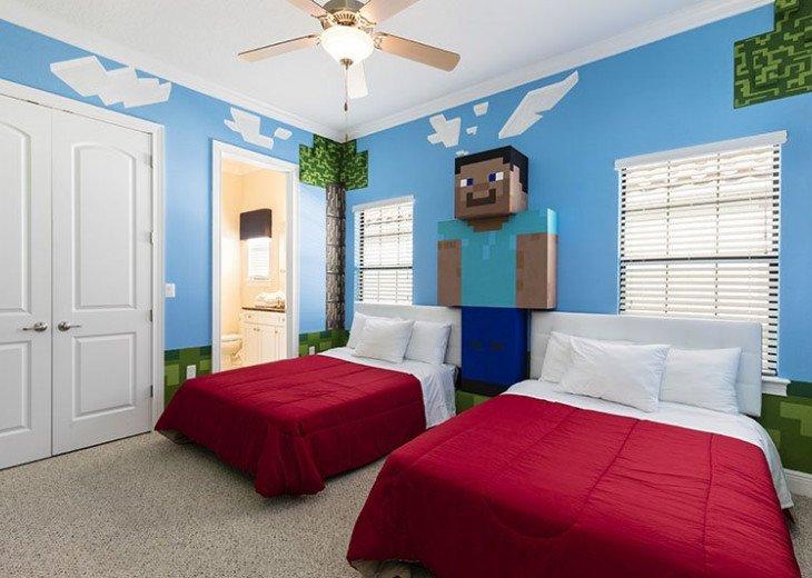 Fairway Family Getaway - Amazing Games Room and Kids Bedrooms! #13