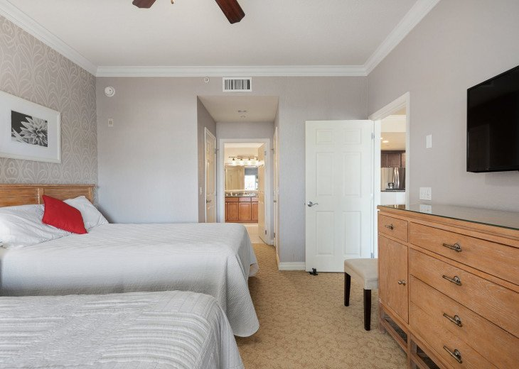 Classic Condo | 3 Bed 3 Bath for 6 in Reunion Resort #25