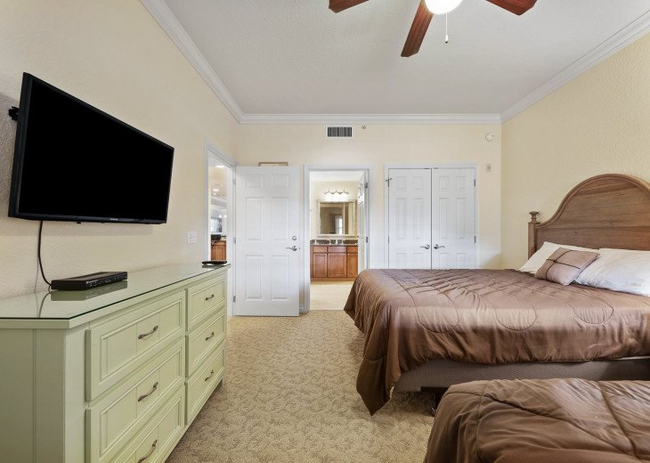 Classic Condo | 3 Bed 3 Bath for 6 in Reunion Resort #11