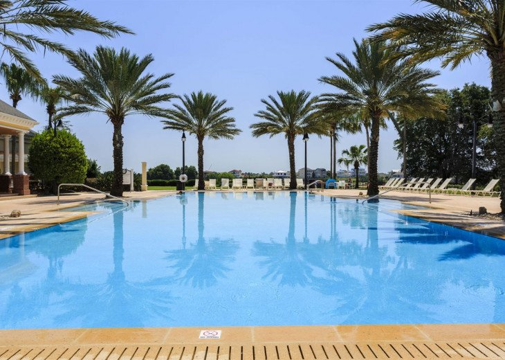 Classic Condo | 3 Bed 3 Bath for 6 in Reunion Resort #22