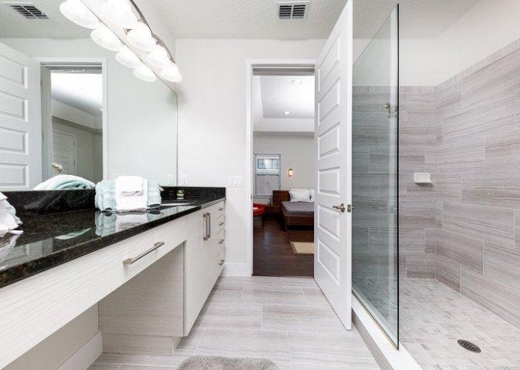 Fairway Comfort | 6 Bedroom 6.5 Bath Pool Villa with Movie Room! #17