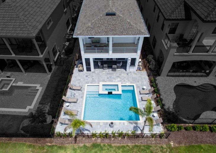 Fairway Comfort | 6 Bedroom 6.5 Bath Pool Villa with Movie Room! #46