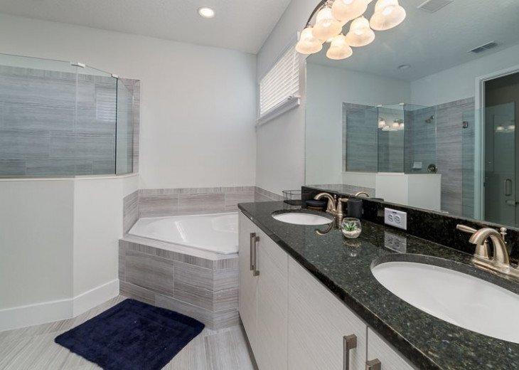 Fairway Comfort | 6 Bedroom 6.5 Bath Pool Villa with Movie Room! #13