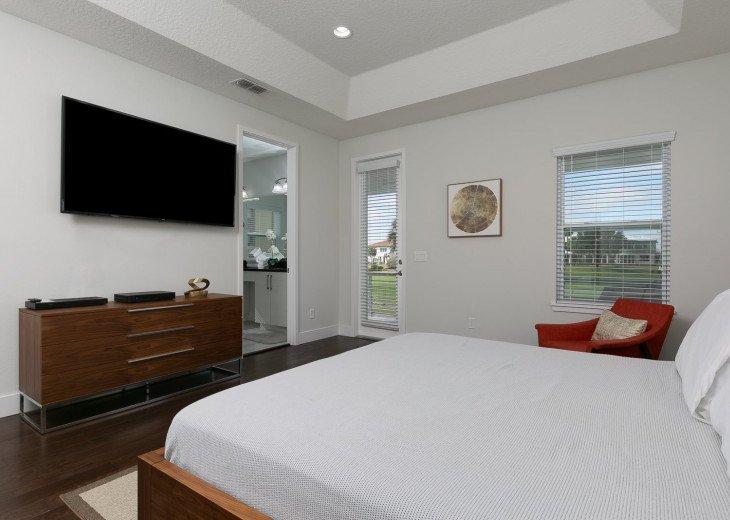 Fairway Comfort | 6 Bedroom 6.5 Bath Pool Villa with Movie Room! #29