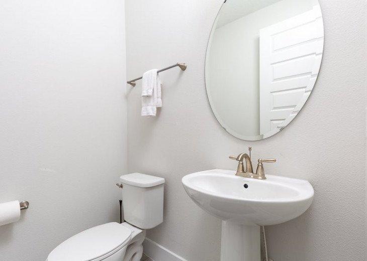 Fairway Comfort | 6 Bedroom 6.5 Bath Pool Villa with Movie Room! #5