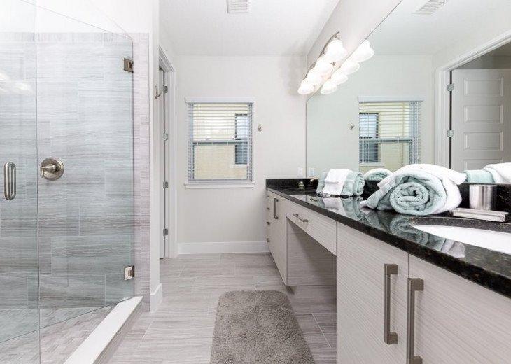 Fairway Comfort | 6 Bedroom 6.5 Bath Pool Villa with Movie Room! #12