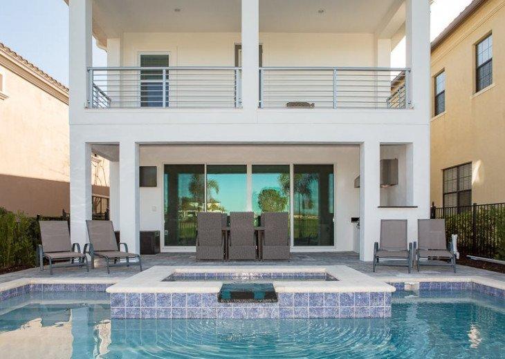 Fairway Comfort | 6 Bedroom 6.5 Bath Pool Villa with Movie Room! #34