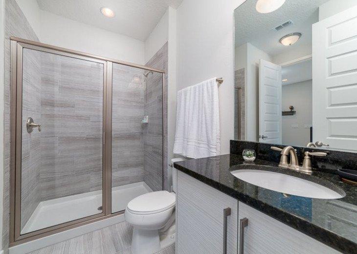 Fairway Comfort | 6 Bedroom 6.5 Bath Pool Villa with Movie Room! #16