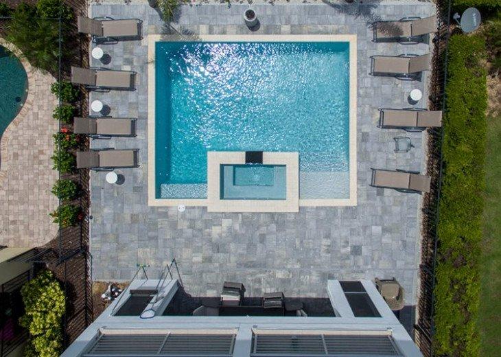 Fairway Comfort | 6 Bedroom 6.5 Bath Pool Villa with Movie Room! #36