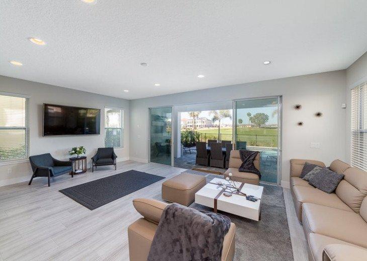 Fairway Comfort | 6 Bedroom 6.5 Bath Pool Villa with Movie Room! #18